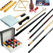 Trademark 32 piece Billiards Accessories Kit for your Pool Table at Kmart.com