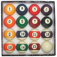 Trademark Billiard Pool Ball Set - BIG NUMBER Display at Sears.com