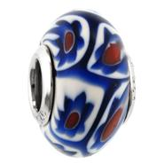 Tradition Charms Sterling Silver Glass Bead at Kmart.com