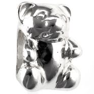 Tradition Charms Sterling Silver Teddy Bear Charm at Kmart.com
