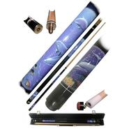 Trademark Dolphin Pool Cue Stick - 2pc with case at Kmart.com