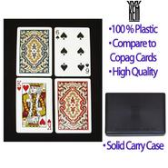 Trademark Poker KEM Narrow Paisley Bridge Playing Cards - 1007092 at Kmart.com