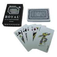 Trademark Poker One Blue Deck- Royal Plastic Playing Cards w/Star Pattern at Kmart.com