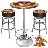 Trademark Ultimate A & Eagle Gameroom Combo - 2 Bar Stools and Table at Kmart.com