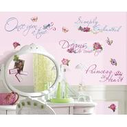 RoomMates Disney Princess - Princess Quotes Peel & Stick Wall Decal at Kmart.com