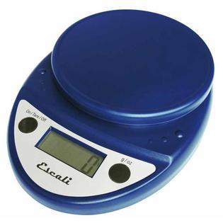 Escali Navy Blue Primo Digital Scale
