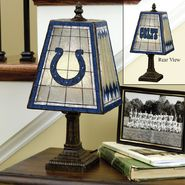 Memory Company Indianapolis Colts 14-inch Glass Lamp at Kmart.com