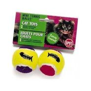 Ethical Products Inc. Eth Toy Catnip Tennis Ball w/Bell 2 pk. at Kmart.com