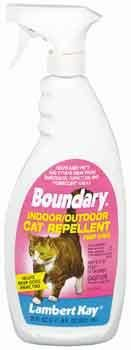 Pbg Boundary Repellent Cat Indoor/Outdoor 22 oz.