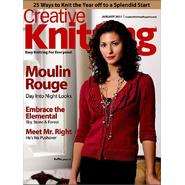 Creative Knitting Magazine at Sears.com