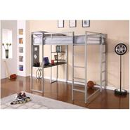 DHP Full Size Loft Bed W Desk & Shelves at Kmart.com