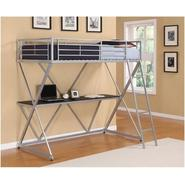 DHP X Loft Bed Silver at Kmart.com