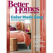 Better Homes and Gardens Magazine at Kmart.com