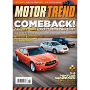 Motor Trend Magazine at Sears.com