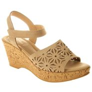 Spring Step Womens Amelie-C Beige Quarter-strap Sandal at Sears.com