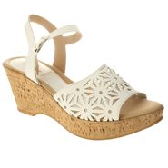Spring Step Womens Amelie-W White Quarter-strap Sandal at Sears.com