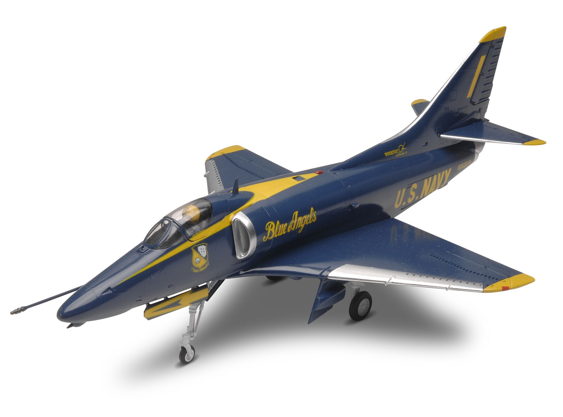 1/48 A-4 Skyhawk Blue Angels Plastic Model Kit                                                                                   at mygofer.com