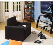 DHP Sleeper Chair Single Black at Kmart.com