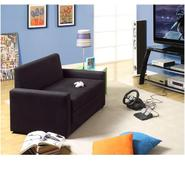 DHP Double Seater/Sleeper Chair Black at Sears.com