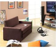 DHP Double Seater/Sleeper Chair Brown at Sears.com