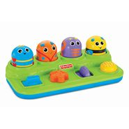 Fisher-Price Brilliant Basics Boppin' Activity Bugs at Kmart.com