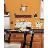RoomMates Chefs Peel & Stick Wall Decals at Kmart.com