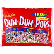 Spangler Dum Dum Pops, Assorted Flavors - 180 Count, 1 lb. bag at Kmart.com