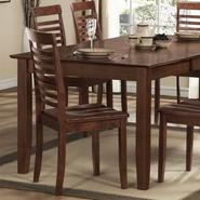 Oxford Creek Side Chairs in Dark Brown (Set of 2) at Sears.com