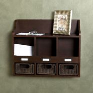 Southern Enterprises Chelmsford Wall Storage Unit at Sears.com
