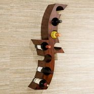 Southern Enterprises Calabria Wall Mount Wine Rack at Kmart.com