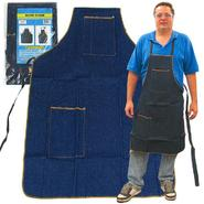 Stalwart 2 Pocket Heavy Duty Denim Shop Apron at Sears.com