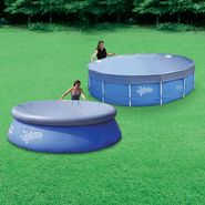 Summer Escapes Pool Cover For 12ft Frame Pool Or 13ft Ring Pool at Sears.com