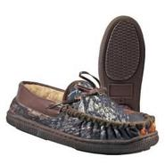 Itasca Men's Sportsmans Slipper Mossy Oak Camouflage at Kmart.com
