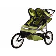Schwinn Arrow Fixed Wheel Double Jogger at Kmart.com