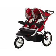 Schwinn Turismo Swivel Double Jogger at Sears.com