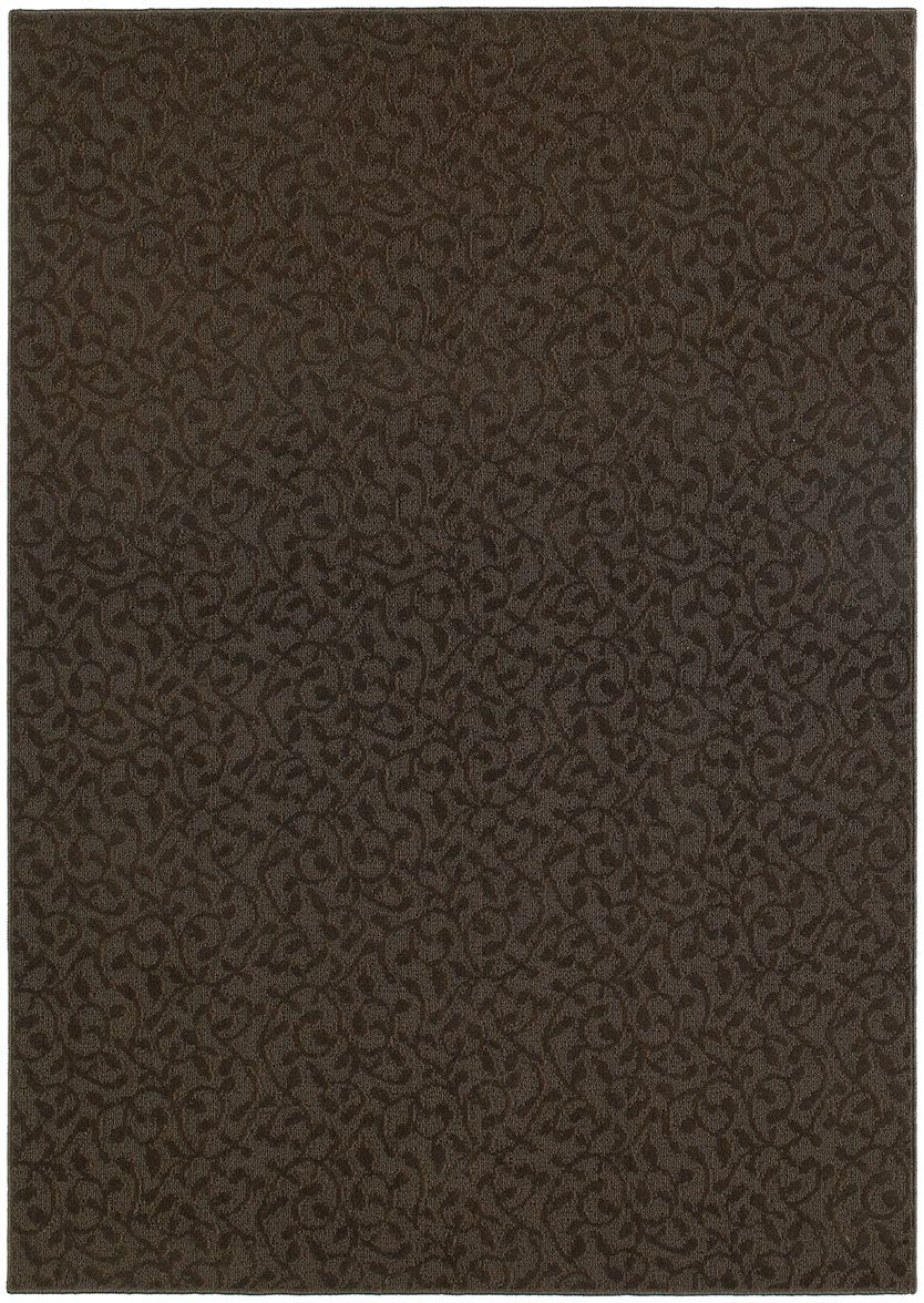 Garland Rug Ivy Chocolate 5 X 7 Area Rug Home Home Decor Rugs Area Accent Rugs