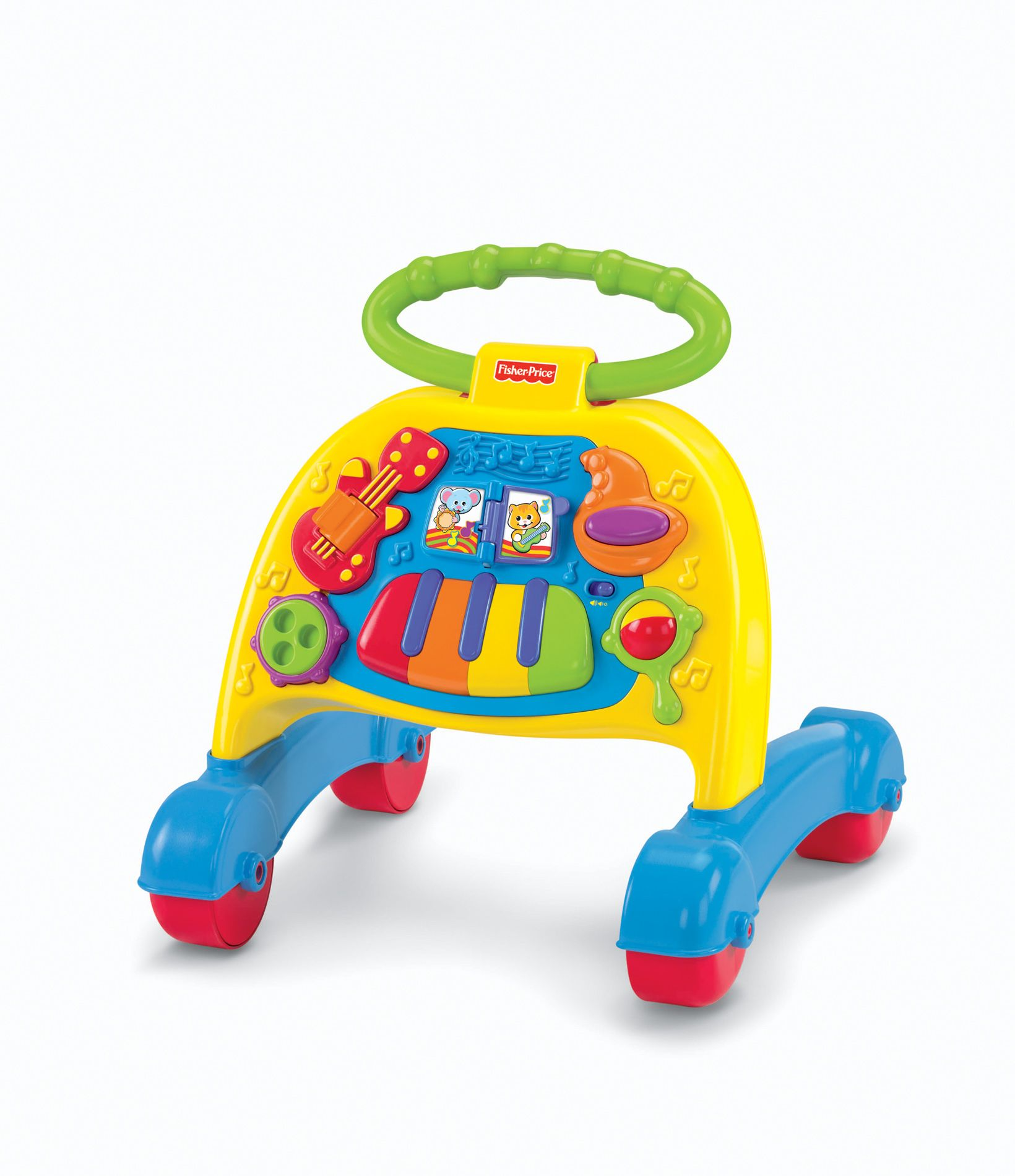 Fisher-Price Brilliant Basics  Musical