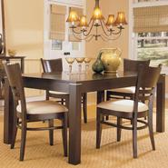Oxford Creek 5-Piece Dining Set in Espresso at Sears.com