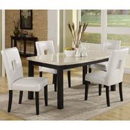 Oxford Creek 5-Piece White 60-inch Dining Set at Sears.com