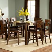 Oxford Creek 7-Piece Counter-height Dining Set at Sears.com