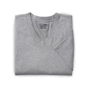 Harbor Bay ® 2-pk V-Neck Color T-Shirts