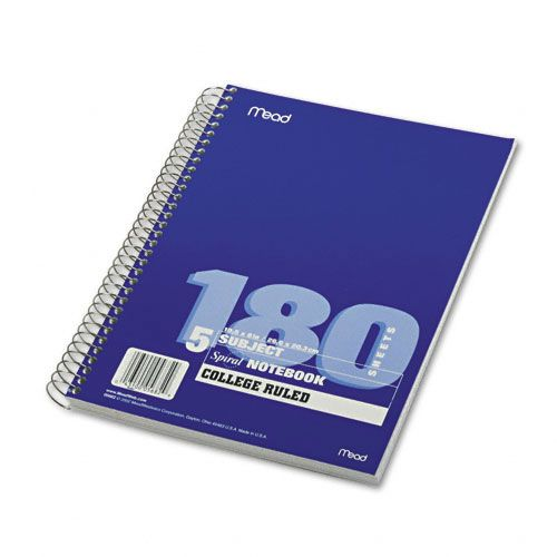 Mead Spiral Bound Notebooks