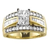 1 cttw Diamond Engagement Ring at mygofer.com