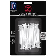 "Zero Friction 1 3/4"" White Hybrid Golf Tees 20/Pack at Sears.com"