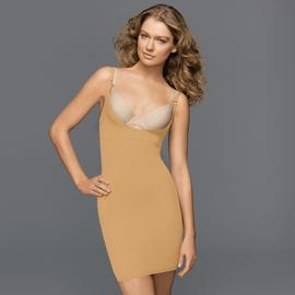 Flexees Wear Your Own Bra Full Slip Firm Shaper at Kmart.com