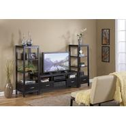 Sutton Black Plasma Tv Center at Kmart.com