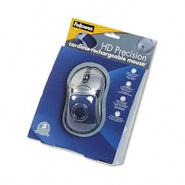Fellowes Precision Cordless Optical Five-Button Gel Mouse at Kmart.com