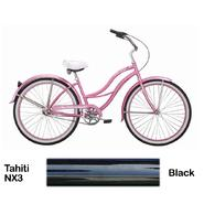 Micargi Black Tahiti NX3 Beach Cruiser Female at Sears.com