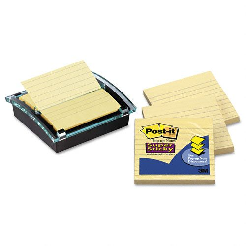 Post-it Super Sticky Pop-Up Notes & Dispenser Value Pack