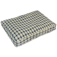 "Happy Hounds Buster Dog Bed - Extra Small (18 x 24"" ) - Navy Plaid at Kmart.com"